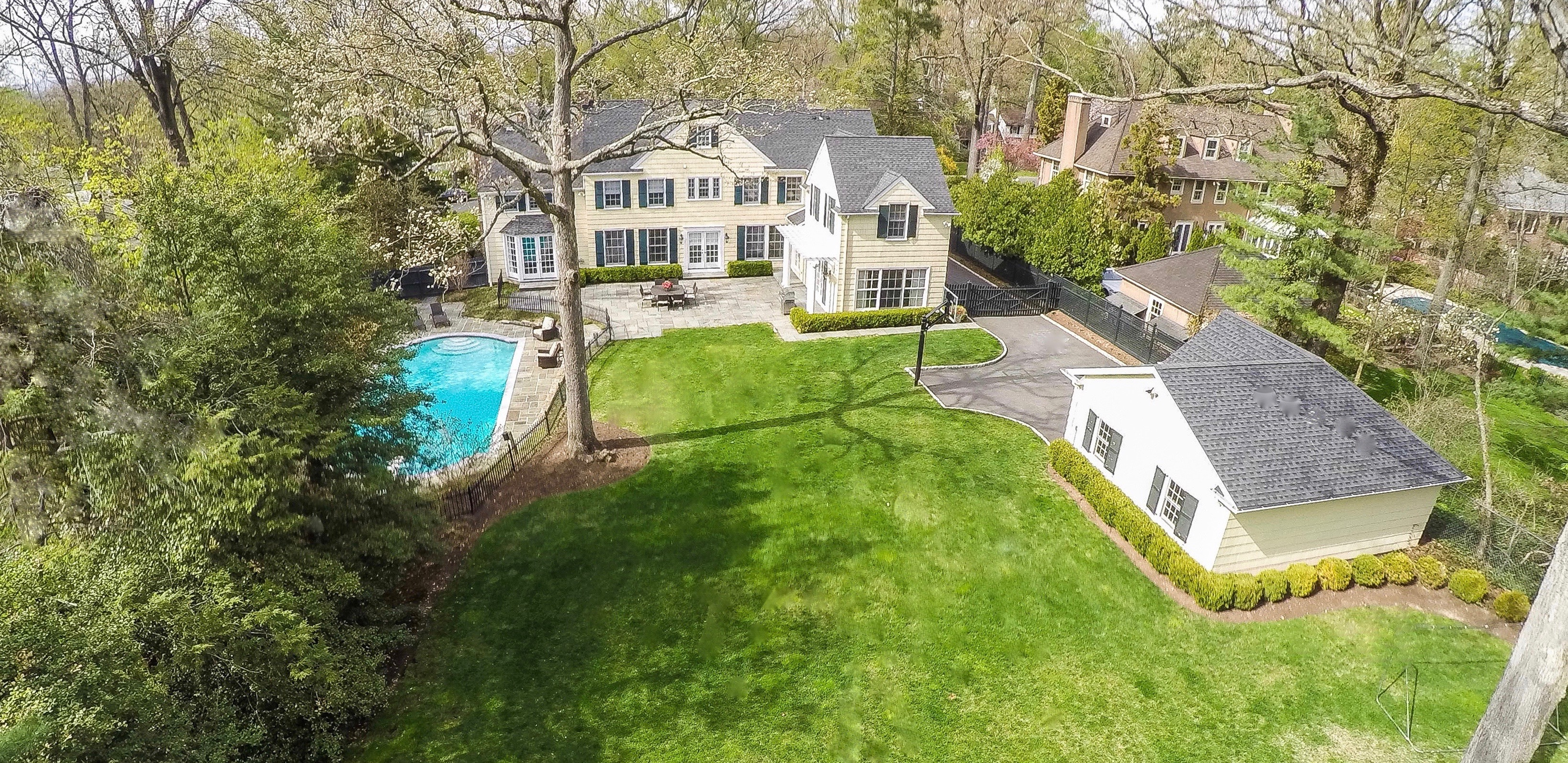 Aerial photography highlights your property