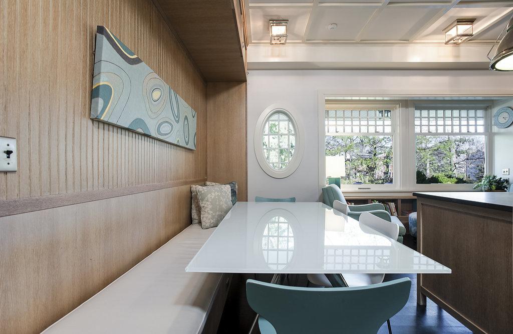 12. Kitchen Table