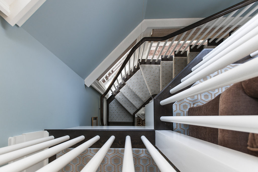 20. Office Stairs