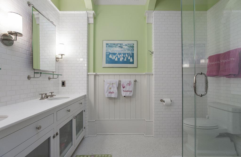 34.Bathroom – Green