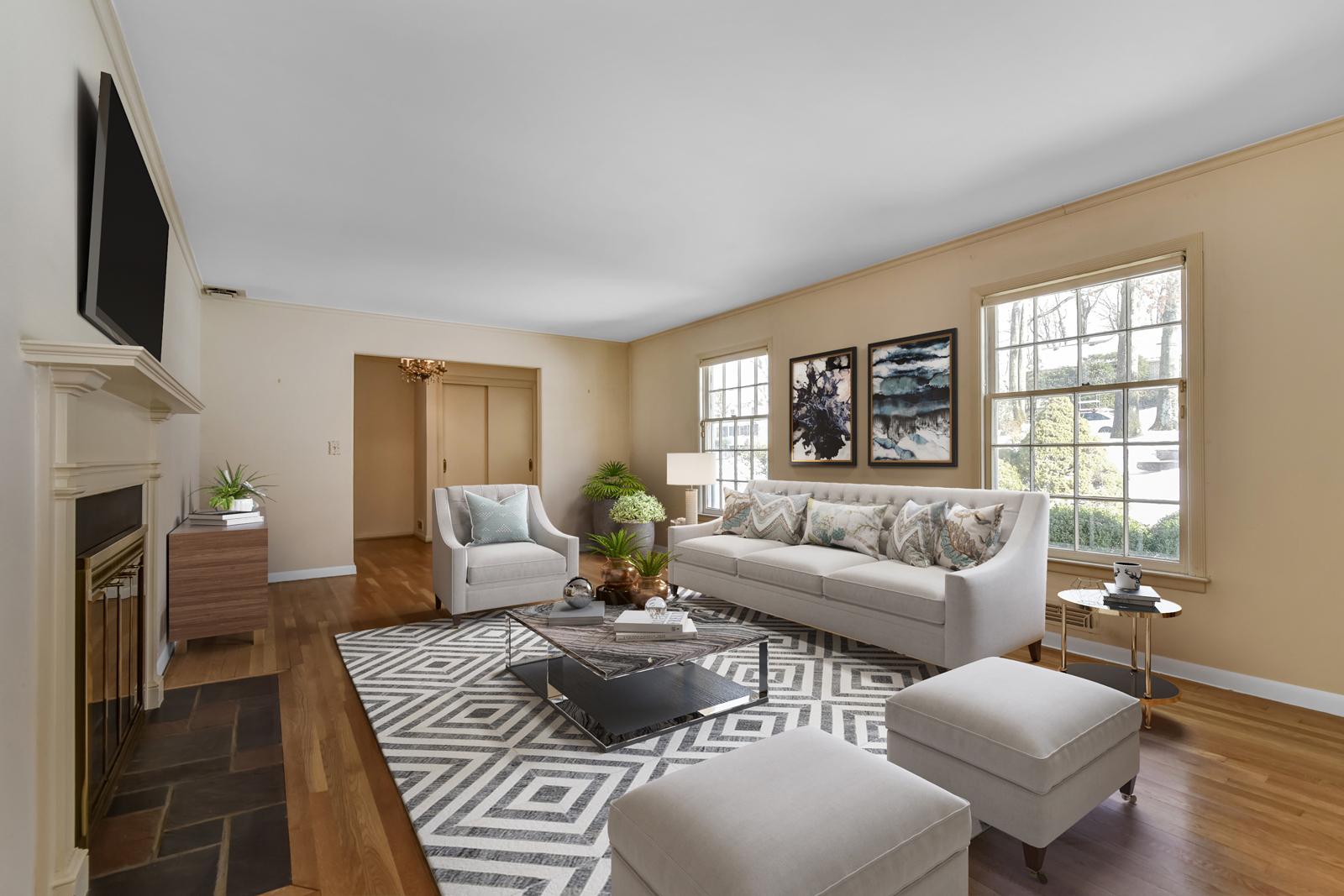 2. 12 Barry Lane Living Room