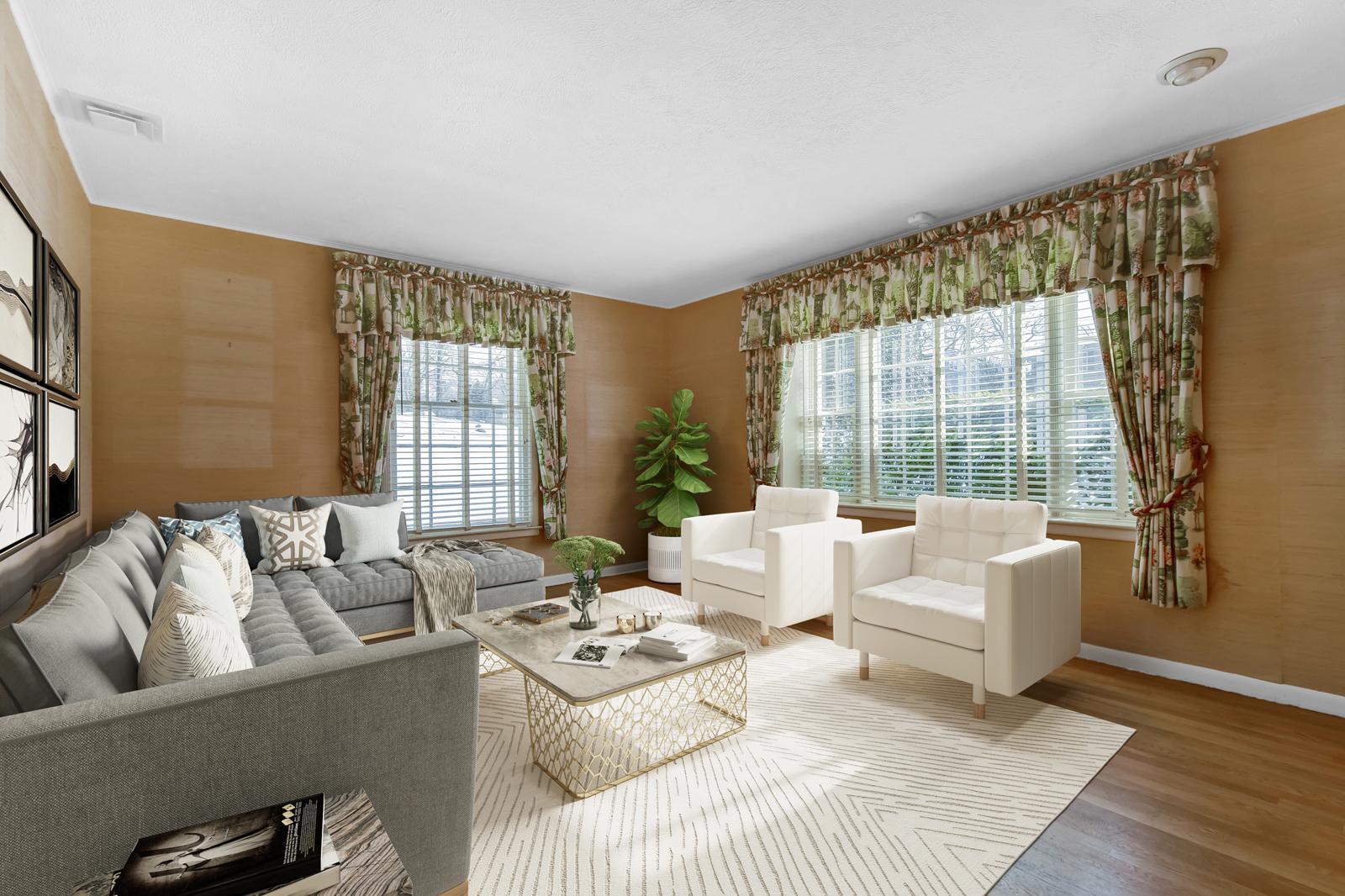 4. 12 Barry Lane Family Room
