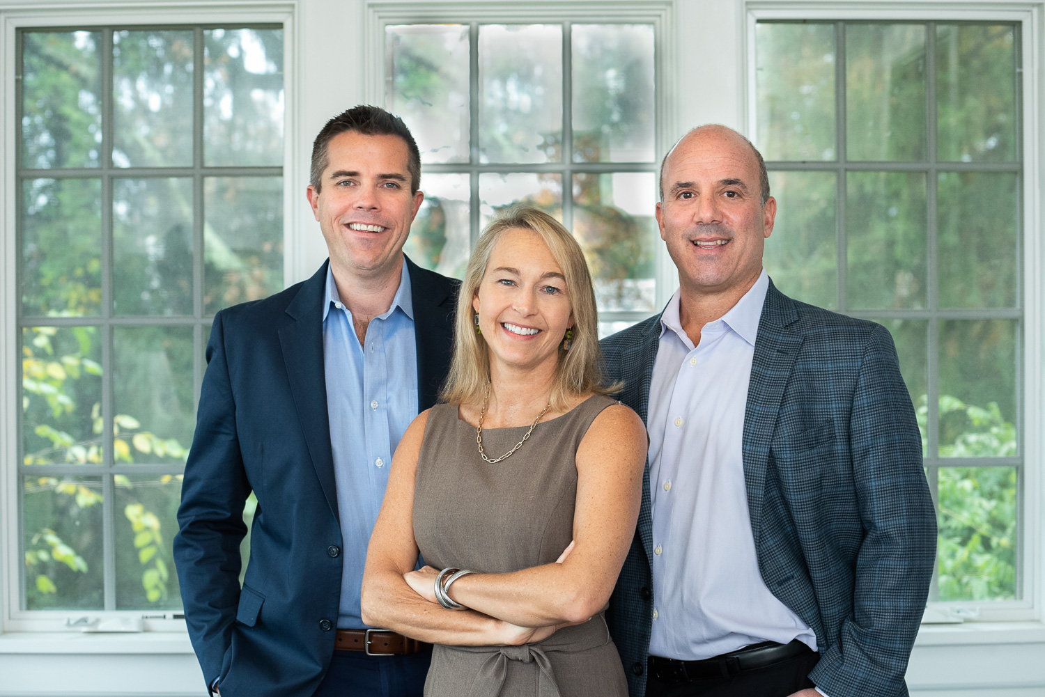 Meet The Elizabeth Winterbottom Team • Elizabeth Winterbottom, Andy Soloway & Corby Thomas