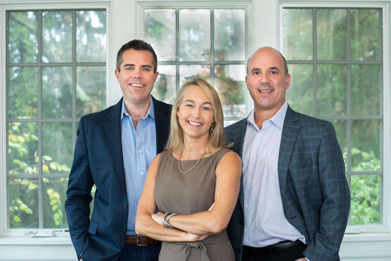 Meet The Elizabeth Winterbottom Team • Elizabeth Winterbottom, Andy Soloway & Corby Thomas